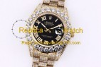 58#1203 SF Factory Rolex Oyster Perpetual Date Just 43 316 Material 43MM 375USD