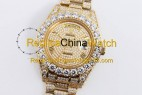 77#1303 SF Factory Rolex Oyster Perpetual Pearlmaster 39 316 Material 43MM 410USD