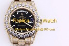 101#1203 SF Factory Rolex Oyster Perpetual Pearlmaster 39 316 Material 43MM 375USD