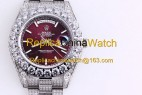 120#1203 SF Factory Rolex Oyster Perpetual Pearlmaster 39 316 Material 43MM 375USD