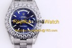 121#1203 SF Factory Rolex Oyster Perpetual Pearlmaster 39 316 Material 43MM 375USD