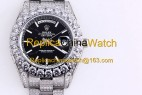 123#1203 SF Factory Rolex Oyster Perpetual Pearlmaster 39 316 Material 43MM 375USD