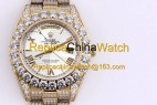 85#1203 SF Factory Rolex Oyster Perpetual Pearlmaster 39 316 Material 43MM 375USD