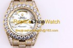 90#1203 SF Factory Rolex Oyster Perpetual Pearlmaster 39 316 Material 43MM 375USD