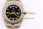 91#1203 SF Factory Rolex Oyster Perpetual Pearlmaster 39 316 Material 43MM 375USD
