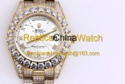 92#1203 SF Factory Rolex Oyster Perpetual Pearlmaster 39 316 Material 43MM 375USD