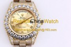 93#1203 SF Factory Rolex Oyster Perpetual Pearlmaster 39 316 Material 43MM 375USD