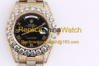 95#1203 SF Factory Rolex Oyster Perpetual Pearlmaster 39 316 Material 43MM 375USD