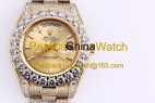 96#1203 SF Factory Rolex Oyster Perpetual Pearlmaster 39 316 Material 43MM 375USD