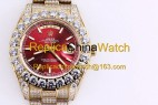 98#1203 SF Factory Rolex Oyster Perpetual Pearlmaster 39 316 Material 43MM 375USD