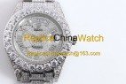 105#1303 SF Factory Rolex  Oyster Perpetual Pearlmaster 39  316 Material  43MM   410USD