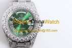 106#1203 SF Factory Rolex  Oyster Perpetual Pearlmaster 39  316 Material  43MM   375USD