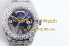 107#1203 SF Factory Rolex  Oyster Perpetual Pearlmaster 39  316 Material  43MM   375USD