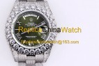 113#1203 SF Factory Rolex Oyster Perpetual Pearlmaster 39 316 Material 43MM 375USD