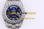 114#1203 SF Factory Rolex Oyster Perpetual Pearlmaster 39 316 Material 43MM 375USD