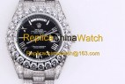 115#1203 SF Factory Rolex Oyster Perpetual Pearlmaster 39 316 Material 43MM 375USD