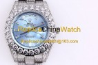 116#1203 SF Factory Rolex Oyster Perpetual Pearlmaster 39 316 Material 43MM 375USD