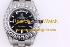 118#1203 SF Factory Rolex Oyster Perpetual Pearlmaster 39 316 Material 43MM 375USD