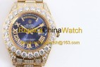80#1203 SF Factory Rolex Oyster Perpetual Pearlmaster 39 316 Material 43MM 375USD
