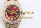 81#1203 SF Factory Rolex Oyster Perpetual Pearlmaster 39 316 Material 43MM 375USD