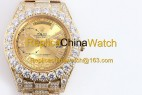 82#1203 SF Factory Rolex Oyster Perpetual Pearlmaster 39 316 Material 43MM 375USD