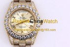 84#1203 SF Factory Rolex Oyster Perpetual Pearlmaster 39 316 Material 43MM 375USD