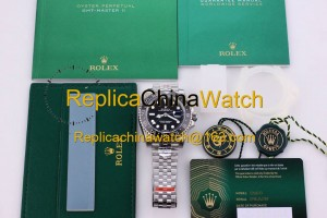 21#1302 Rolex SF Factory m126710LN-78200 GMT-MASTER II Cal.3186 Automatic Movement 400$