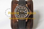 153#SF Factory Rolex Yacht-Master 116655 316L Steel 2836 Movement 40mm