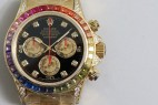 131# JH factory Rolex 116598 RBOW 4130 movement