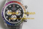 133# JH factory Rolex 116599 RBOW 4130 movement