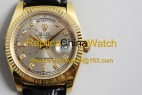 138#TR factory Rolex day-date 2836 movement 36MM