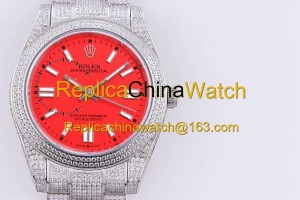 359#150-3 SF factory Rolex m124300 41mm 316 stainless steel 470 US dollars