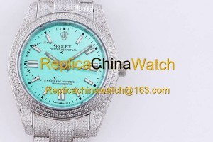 360#150-3 SF factory Rolex m124300 41mm 316 stainless steel 470 US dollars