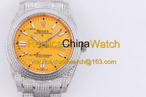 362#150-3 SF factory Rolex m124300 41mm 316 stainless steel 470 US dollars
