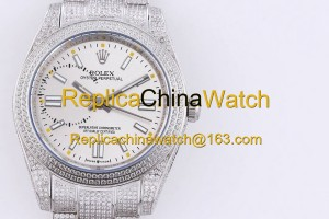 365#150-3 SF factory Rolex m124300 41mm 316 stainless steel 470 US dollars