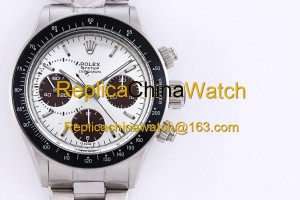 366 #120-3 SF factory Rolex Solo 37mm 7750 movement 375 US dollars