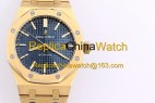 39# 150-3 SF factory Audemars Pigue 15400OR.OO.1220OR.01  41mm 3120 movement 470 USD
