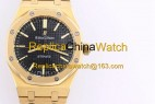 40# 150-3 SF factory Audemars Pigue 15400OR.OO.1220OR.01  41mm 3120 movement 470 USD