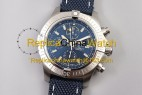 47# TF Factory Breitling Avenger A13381111B2S1 45mm 7750 movement