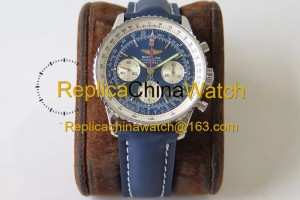 62# AI Factory Breitling Avenger Series 43mm 316L Steel 7750 Movement