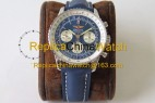 BL#1306 Breitling AI Factory Aviation timing 1 Series AB0121211C1P2 Cal.7750 Movement 300$