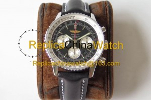 64# AI Factory Breitling Avenger Series 43mm 316L Steel 7750 Movement