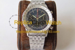 65# AI Factory Breitling Avenger Series 43mm 316L Steel 7750 Movement