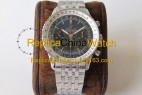 BL#1403 Breitling BLS Factory Aviation timing 1 Series AB0121211C1A1 Cal.7750 Movement 320$