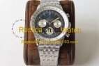 BL#1405 Breitling BLS Factory Aviation timing 1 Series AB0121211C1A1 Cal.7750 Movement 320$
