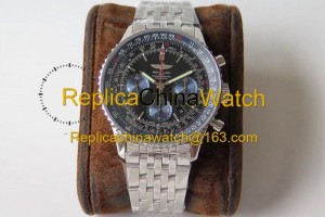 67# AI Factory Breitling Avenger Series 43mm 316L Steel 7750 Movement