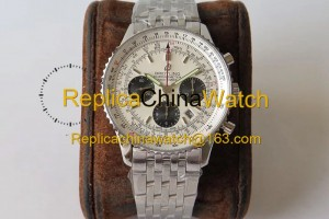 68# AI Factory Breitling Avenger Series 43mm 316L Steel 7750 Movement