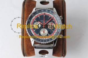 77# BL Factory Breitling Aviation Chronograph 1 AB01219A1G1X1 43mm 7750 movement 316L steel