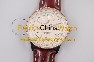 79# TF Factory Breitling Aviation Chronograph 1 A17326241B1P1 41mm 2824 movement 904L steel