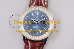 80# TF Factory Breitling Aviation Chronograph 1 A17326241B1P1 41mm 2824 movement 904L steel
